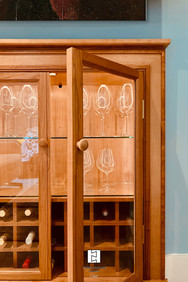 Built-in Drinks Cabinet