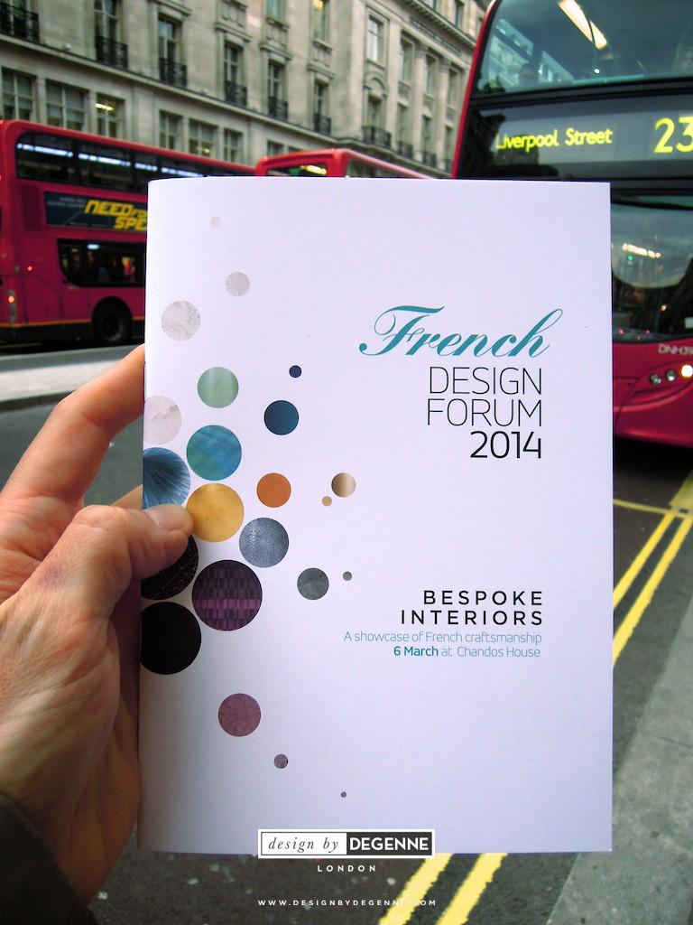 French Design Forum 2014