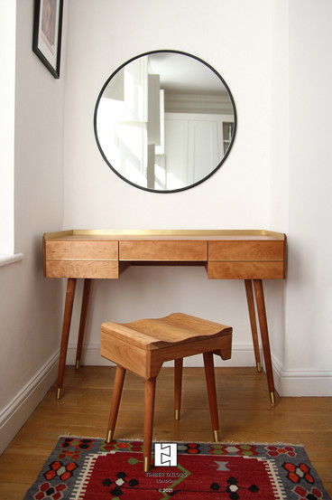 Bespoke dressing table