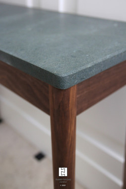 Bespoke console table