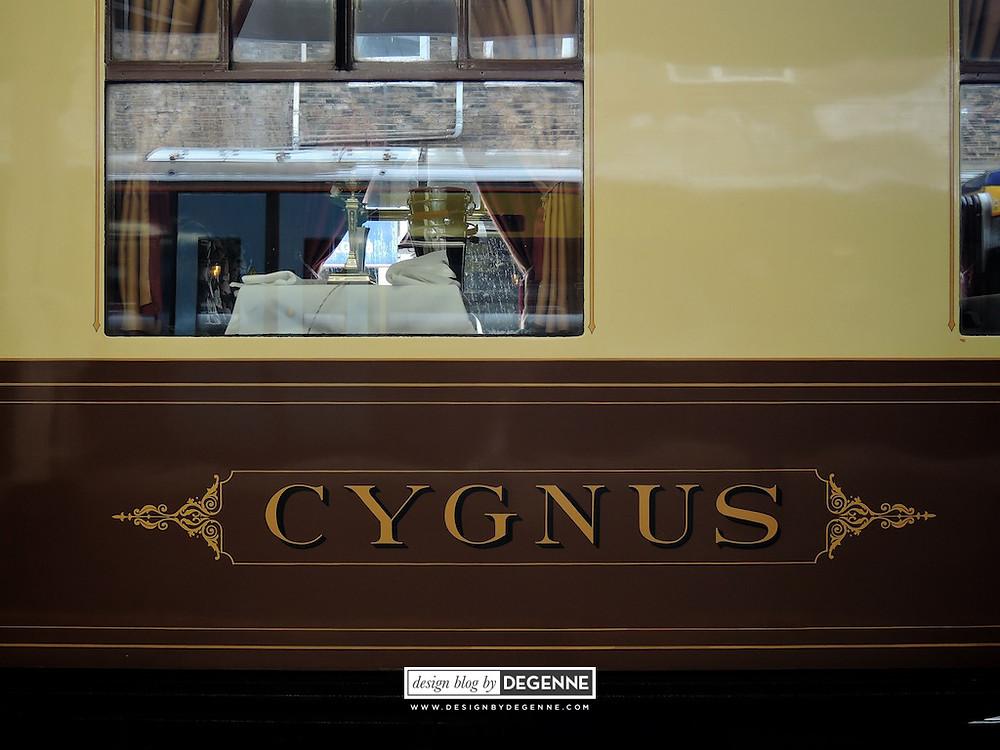 Belmond British Pullman carriage, Cygnus
