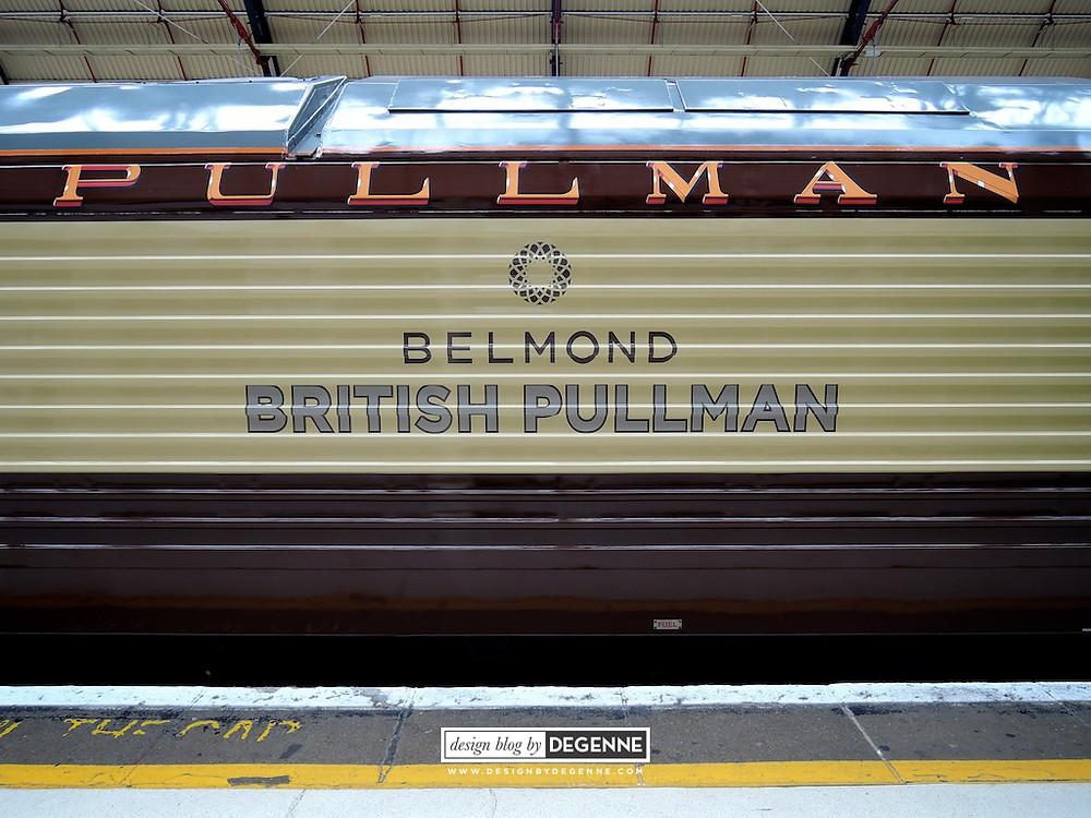 Locomotive Belmond British Pullman
