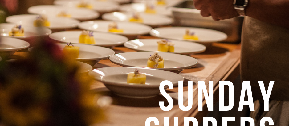 A YEAR OF SUNDAY SUPPERS
