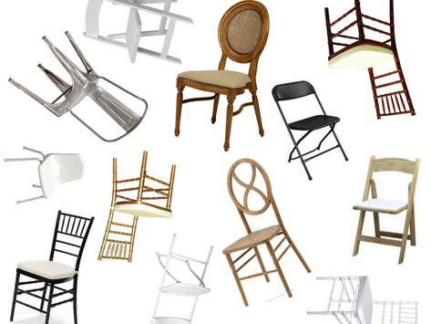 ITEM FEATURE: CHAIRS