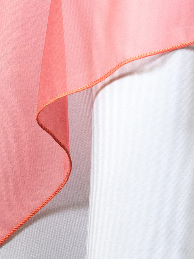 Coral Voile