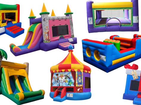 NEW INVENTORY: INFLATABLES