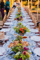 September Sunday Supper - Peachtree Catering, 2018 Photo by: Emily Sewell Photography