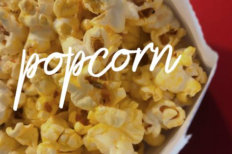 ITEM FEATURE: POPCORN POPPER
