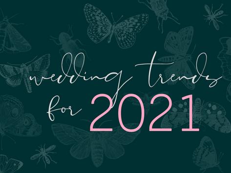 TRENDING IN 2021