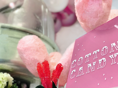 ITEM FEATURE: COTTON CANDY MACHINE