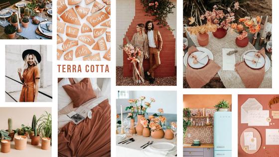 TRENDING: TERRA COTTA