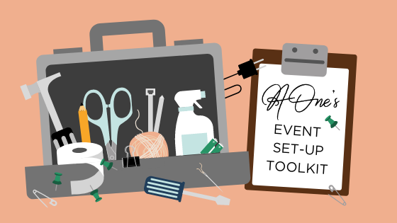 SET-UP TOOLKIT