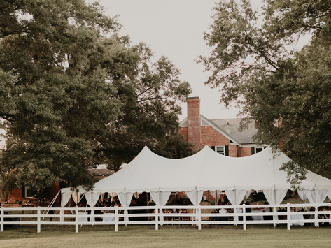 TENTS: WHAT TO CONSIDER WHEN BOOKING