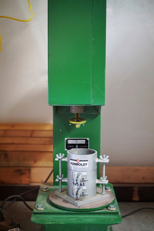 Mechanical Proctor Machine