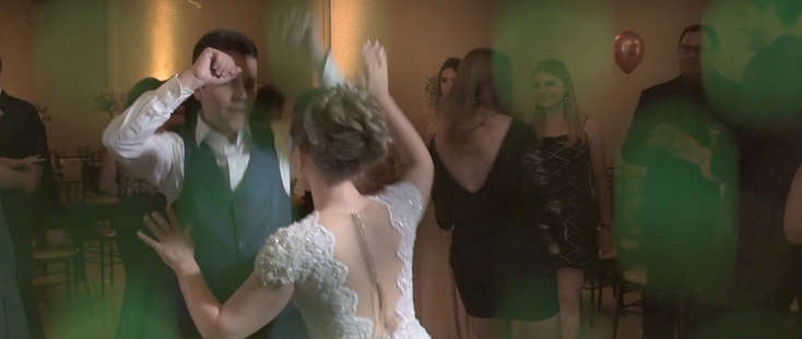 Dance Party Quesia & Marcelo