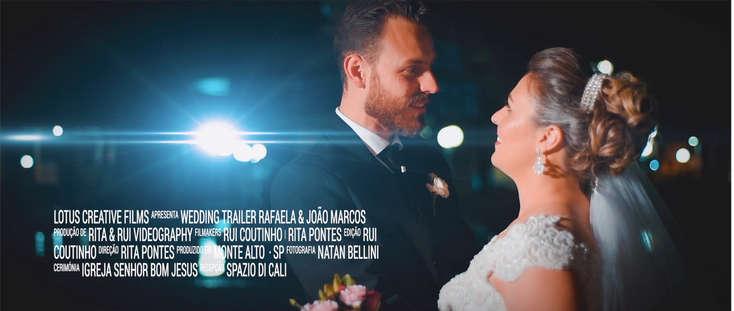 Trailer Rafaela & João Marcos