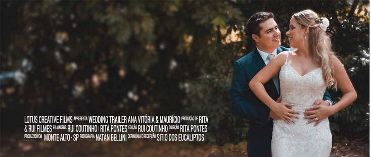 Trailer Ana Vitoria & Mauricio