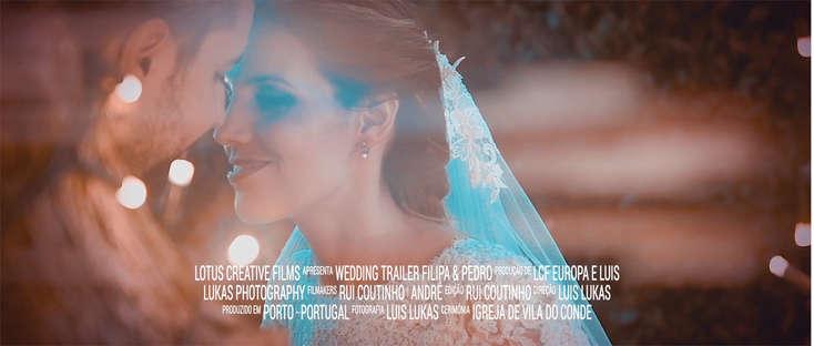Wedding Trailer Ana Filipa & Pedro