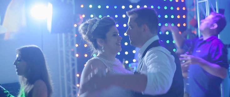 Dance Party Alessandra & Rodrigo