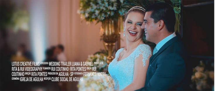 Trailer Luana & Gabriel