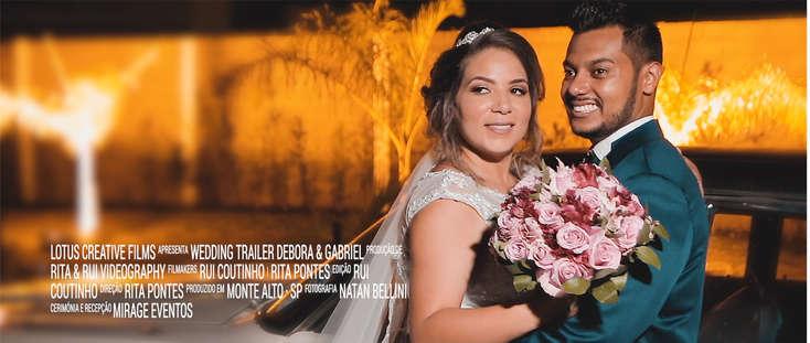 Trailer Debora & Gabriel