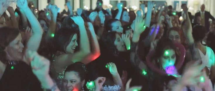 Dance Party Demo Clip PT 2018