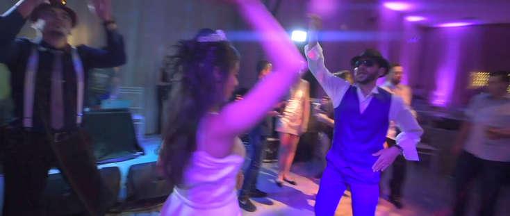 Dance Party Priscila & William