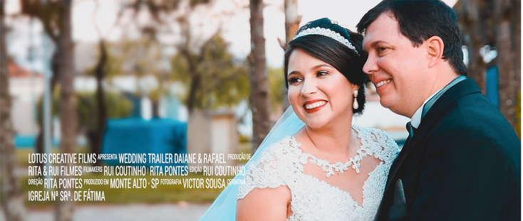 Trailer Daiane & Rafael