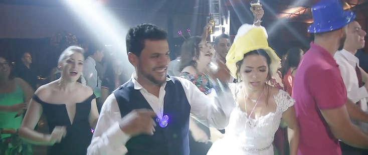 Dance Party Paula & Samuel