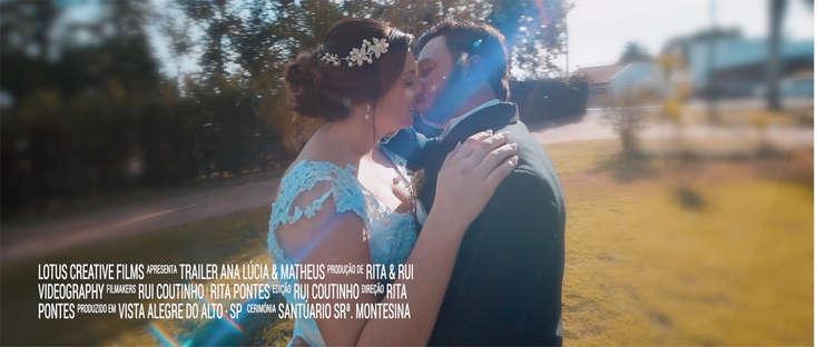 Trailer Ana Lucia & Matheus