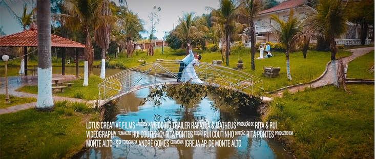 Trailer Rafaela & Matheus