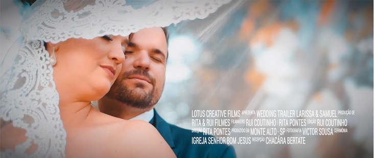 Trailer Larissa & Samuel
