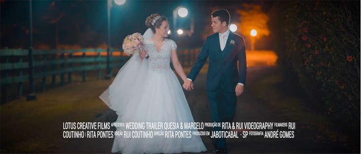 Trailer Quesia & Marcelo