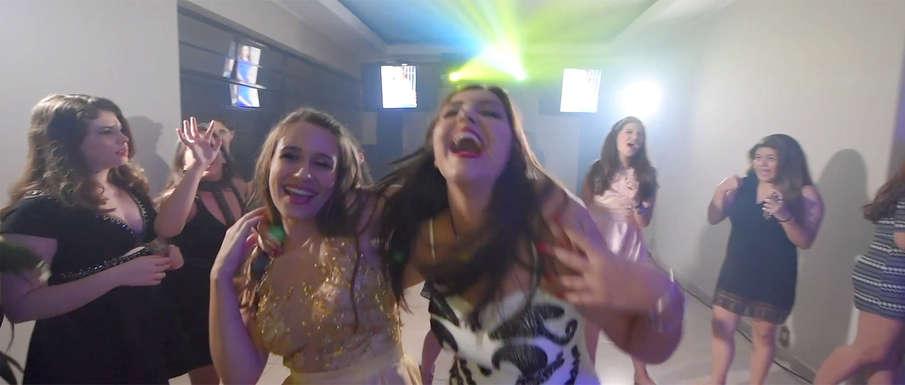 Dance Party da Ana Luisa 15 anos