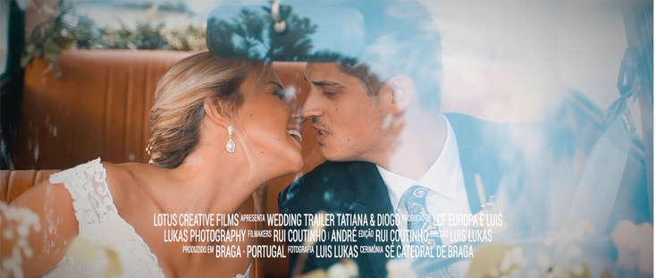 Wedding Trailer Tatiana & Diogo