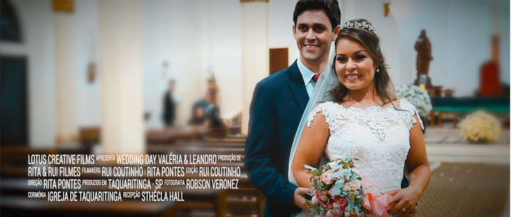 Wedding Day Valeria & Leandro