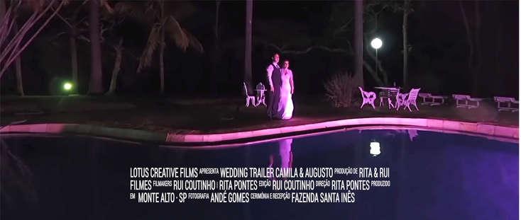 Trailer Camila & Augusto
