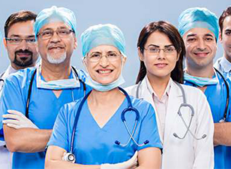 Trusted by Medical Professionals