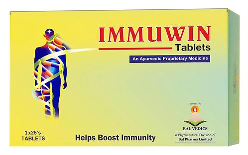 Immunity booster -Immuwin Rs 250/-