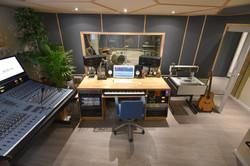 Abuelita Studios - Control Room.