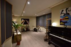 Sala de Grabación.