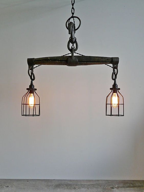 Antique Yoke Light