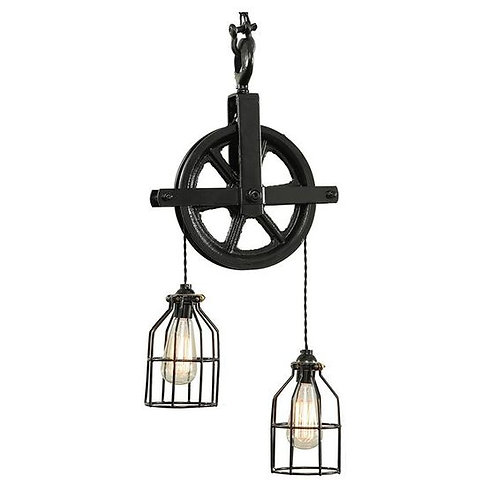 Pully Cage Light