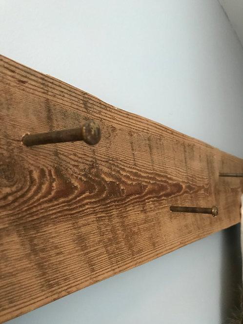 Door Pin Coat Hanger