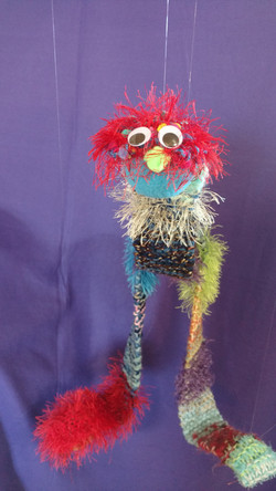 Two legged Puppet