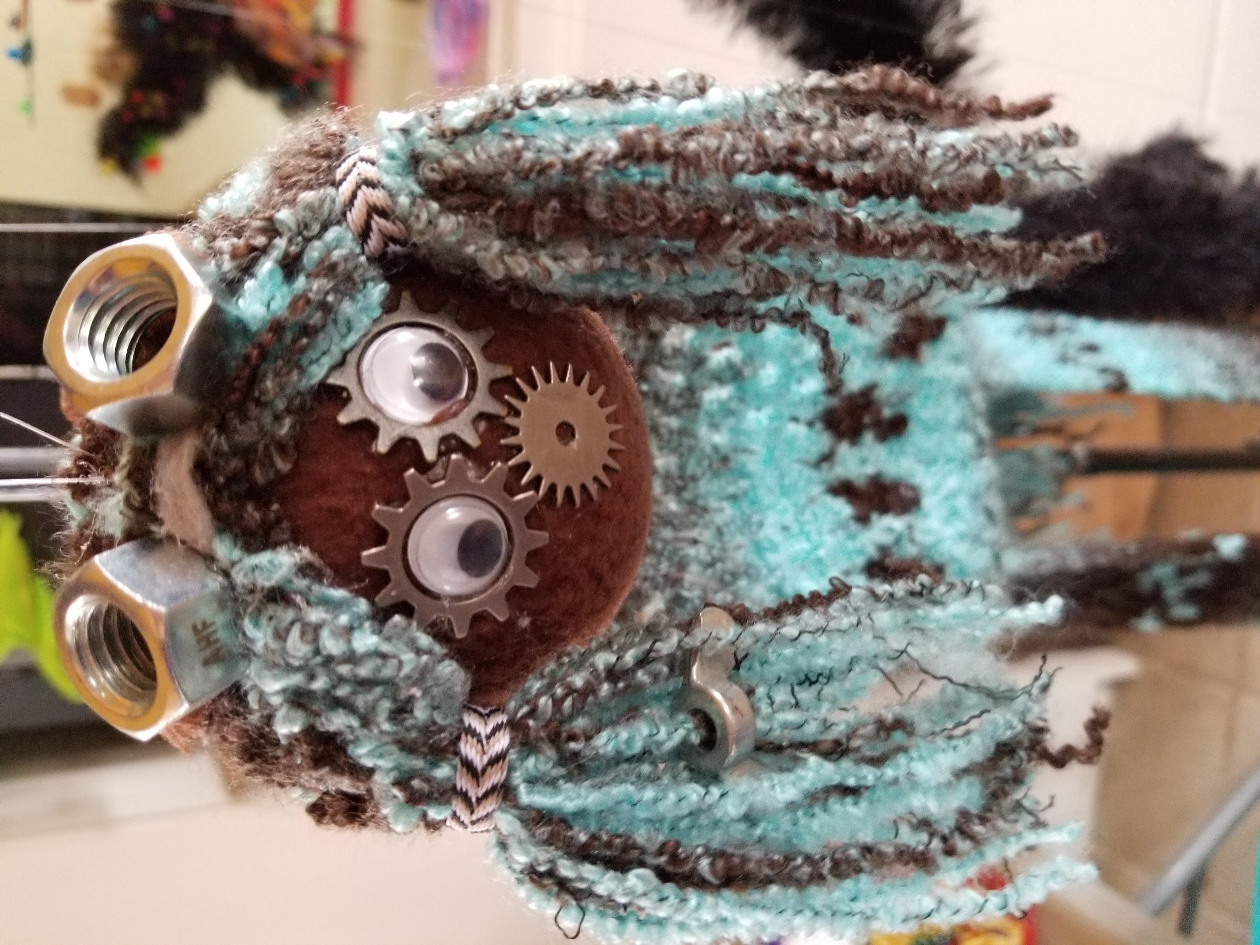Steam Punk Puppet
