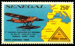 Sénégal_Traversée_atlantique_1930