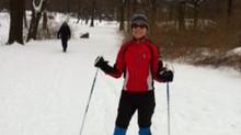 Exercising in the polar vortex
