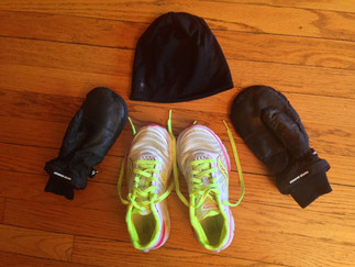 Cold Running - What do I wear? It is 30 degrees F outside
