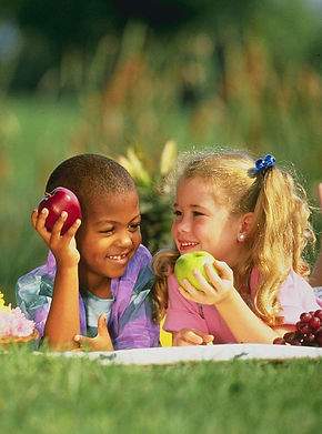 Reyna Franco provides nutrition counseling for infants, young chlidren, adolescents and teens.